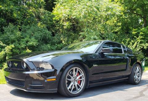 2014 Ford Mustang for sale at The Motor Collection in Columbus OH