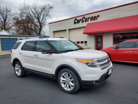 2015 Ford Explorer for sale at Car Corner in Mexico MO
