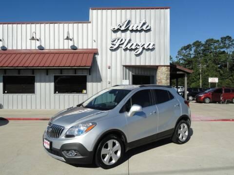 2015 Buick Encore for sale at Grantz Auto Plaza LLC in Lumberton TX