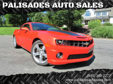 2010 Chevrolet Camaro for sale at PALISADES AUTO SALES in Nyack NY