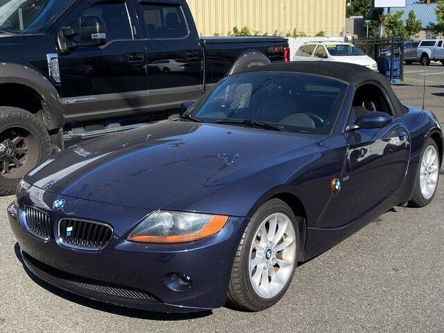 2004 BMW Z4 2.5i