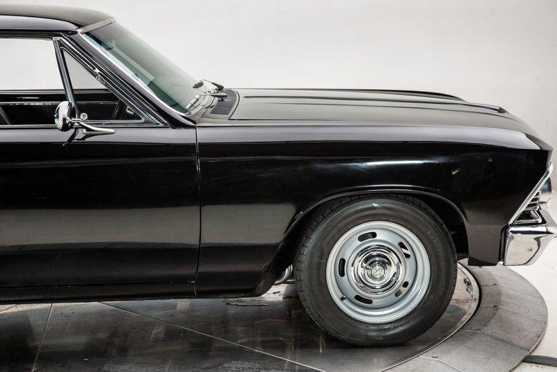 1966 Chevrolet Chevelle 12