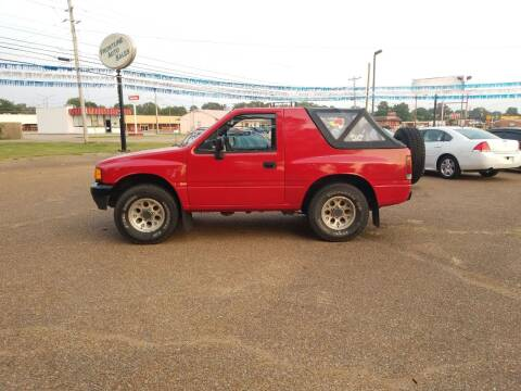 1992 Isuzu Amigo for sale at Frontline Auto Sales in Martin TN