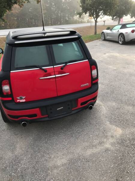 2010 MINI Cooper Clubman S 3dr Wagon - Brentwood NH