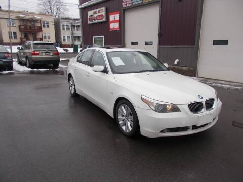 2007 BMW 5 Series for sale at Mig Auto Sales Inc in Albany NY