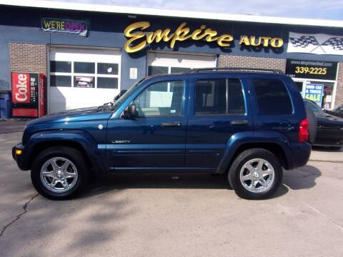 2004 Jeep Liberty for sale at Empire Auto Sales in Sioux Falls SD