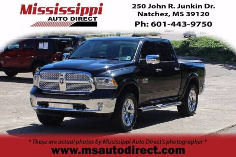 2017 RAM Ram Pickup 1500 for sale at Auto Group South - Mississippi Auto Direct in Natchez MS