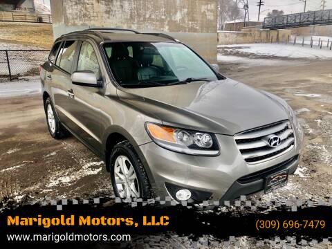 2012 Hyundai Santa Fe for sale at Marigold Motors, LLC in Pekin IL