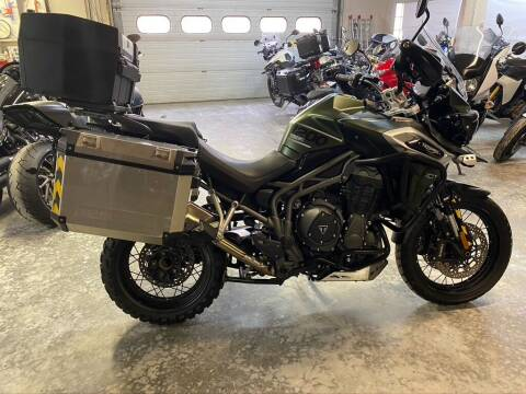 2018 Triumph Tiger 1200 XCX for sale at Kent Road Motorsports in Cornwall Bridge CT