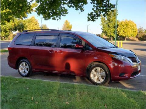 2015 Toyota Sienna for sale at Elite 1 Auto Sales in Kennewick WA
