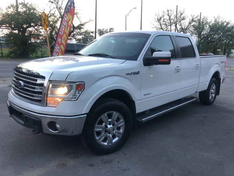 2013 Ford F-150 for sale at Morelia Auto Sales & Service in Maywood IL
