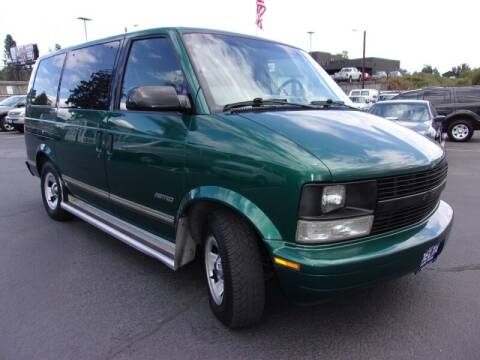 1998 Chevrolet Astro for sale at Delta Auto Sales in Milwaukie OR