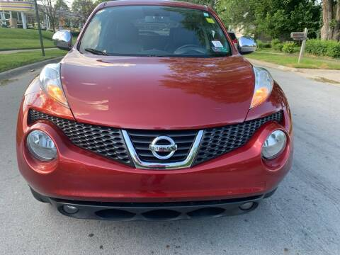 2012 Nissan JUKE for sale at Via Roma Auto Sales in Columbus OH