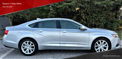 2015 Chevrolet Impala for sale at Square 1 Auto Sales - Commerce in Commerce GA