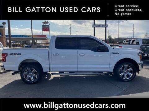 2018 Ford F-150 for sale at Bill Gatton Used Cars in Johnson City TN
