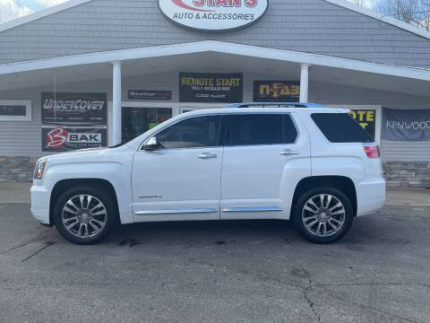 2016 GMC Terrain for sale at Stans Auto Sales in Wayland MI