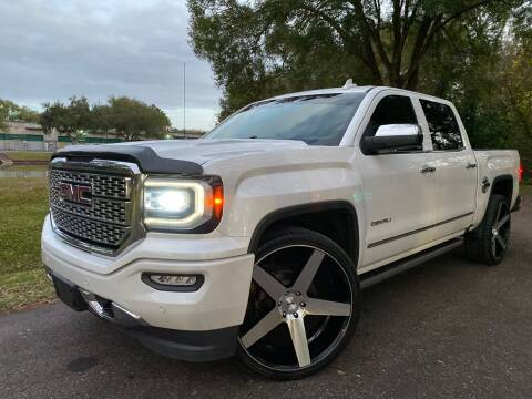 2016 GMC Sierra 1500 for sale at Powerhouse Automotive in Tampa FL