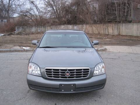 2004 Cadillac DeVille for sale at EBN Auto Sales in Lowell MA
