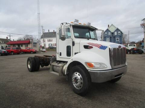 2005 Peterbilt 330 for sale at Lynch's Auto - Cycle - Truck Center in Brockton MA