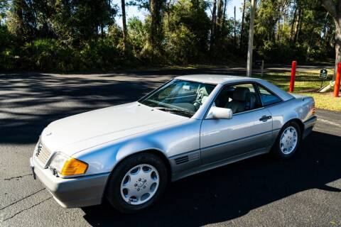 1990 Mercedes-Benz 300-Class for sale at Sarasota Car Sales in Sarasota FL