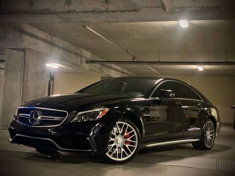 2015 Mercedes-Benz CLS for sale at FALCON AUTO BROKERS LLC in Orlando FL