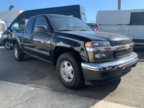 2008 Chevrolet Colorado for sale at Best Buy Quality Cars in Bellflower CA