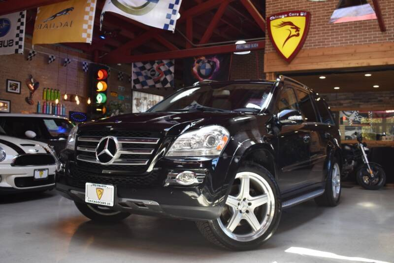 2008 Mercedes-Benz GL-Class for sale at Chicago Cars US in Summit IL