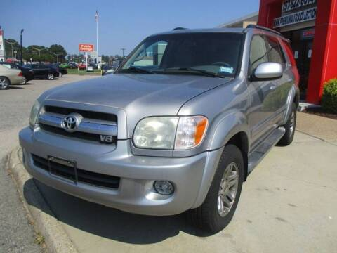 2005 Toyota Sequoia for sale at Premium Auto Collection in Chesapeake VA