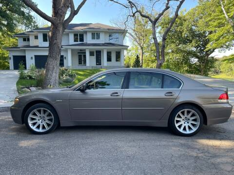2004 BMW 7 Series for sale at You Win Auto in Burnsville MN