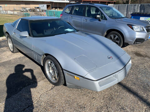 1990 Chevrolet Corvette for sale at Ol Mac Motors in Topeka KS