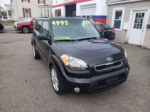 2011 Kia Soul for sale at TC Auto Repair and Sales Inc in Abington MA
