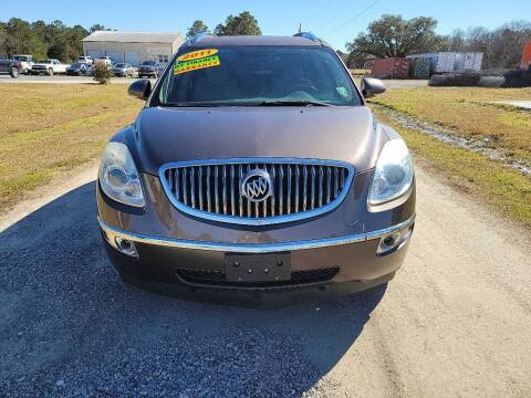 2011 Buick Enclave for sale at Auto Guarantee, LLC in Eunice LA