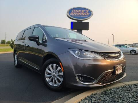 2017 Chrysler Pacifica for sale at Monkey Motors in Faribault MN