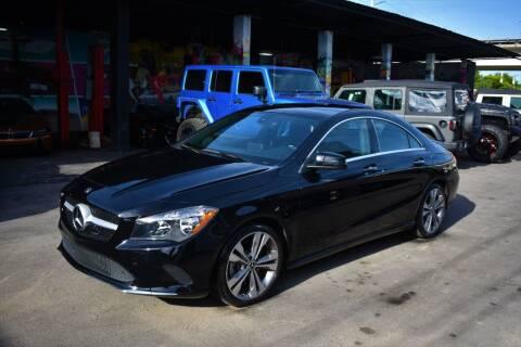 2019 Mercedes-Benz CLA for sale at STS Automotive - Miami, FL in Miami FL