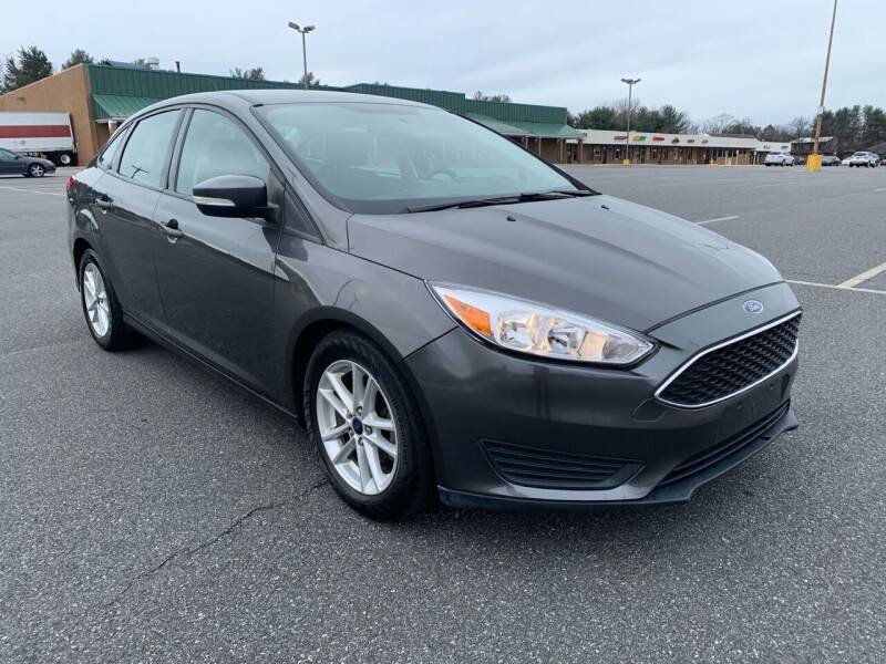 2015 Ford Focus for sale at American Auto Mall in Fredericksburg VA