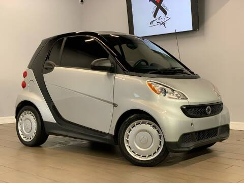 2015 Smart fortwo for sale at TX Auto Group in Houston TX