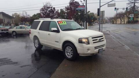 2008 Ford Expedition for sale at Nor Cal Auto Center in Anderson CA