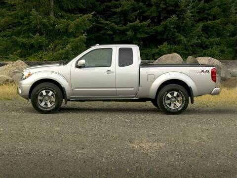 2016 Nissan Frontier for sale at BASNEY HONDA in Mishawaka IN