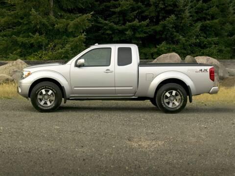 2021 Nissan Frontier for sale at Ken Ganley Nissan in Medina OH
