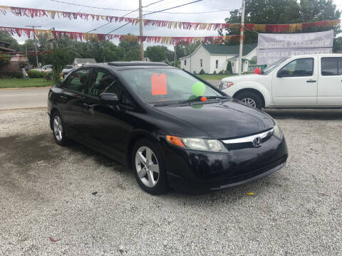 2008 Honda Civic for sale at Antique Motors in Plymouth IN