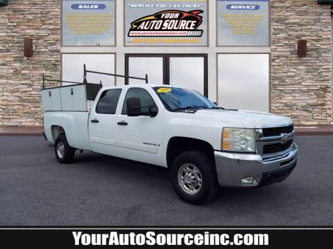 2007 Chevrolet Silverado 2500HD for sale at Your Auto Source in York PA