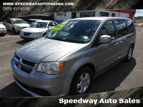 2013 Dodge Grand Caravan for sale at Speedway Auto Sales in Yakima WA