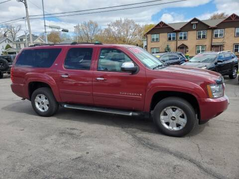 2007 Chevrolet Suburban for sale at AFFORDABLE AUTO, LLC in Green Bay WI
