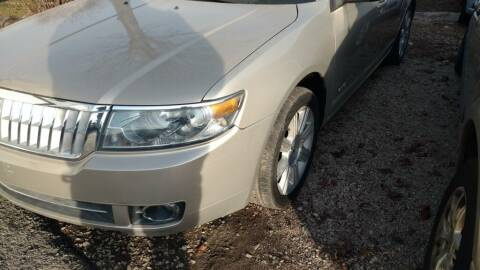2008 Lincoln MKZ for sale at Car Connection in Yorkville IL