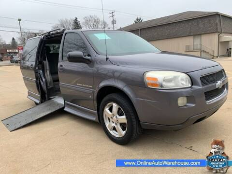 2007 Chevrolet Uplander for sale at IMPORTS AUTO GROUP in Akron OH