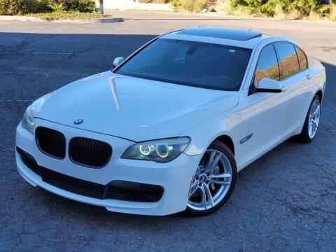 2012 BMW 7 Series for sale at Gold Coast Motors in Lemon Grove CA