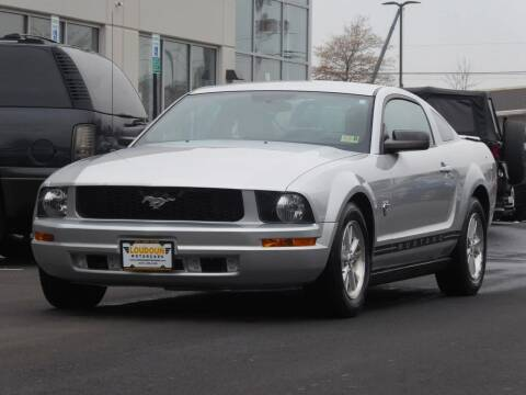 2009 Ford Mustang for sale at Loudoun Motor Cars in Chantilly VA