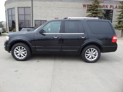 2015 Ford Expedition for sale at Elite Motors in Fargo ND