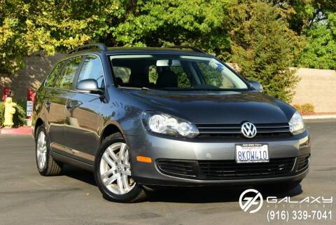 2011 Volkswagen Jetta for sale at Galaxy Autosport in Sacramento CA