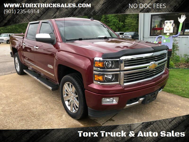2014 Chevrolet Silverado 1500 for sale at Torx Truck & Auto Sales in Eads TN